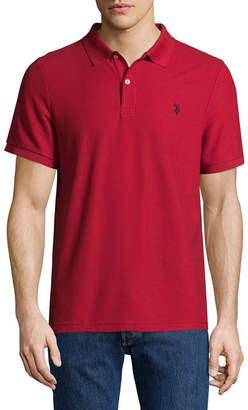 U.S. Polo Assn. USPA Short Sleeve Ultimate Pique Polo Shirt