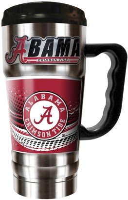 Alabama Crimson Tide Champ 20-Oz. Travel Tumbler Mug