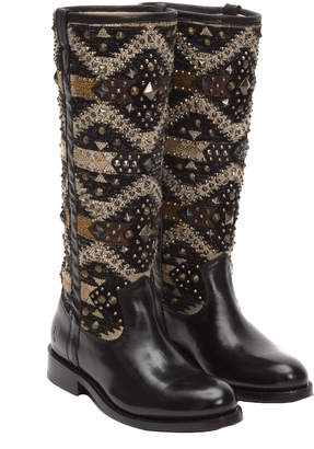 Frye Women's Jayden Navaho Leather Tall Boot