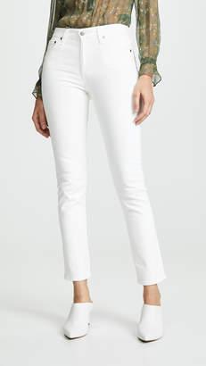 AG Jeans Mari Slim Straight Jeans
