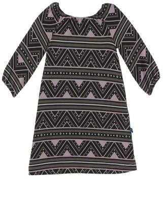 Kickee Pants African Peasant Dress