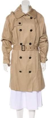 MICHAEL Michael Kors Knee-Length Trench Coat w/ Tags