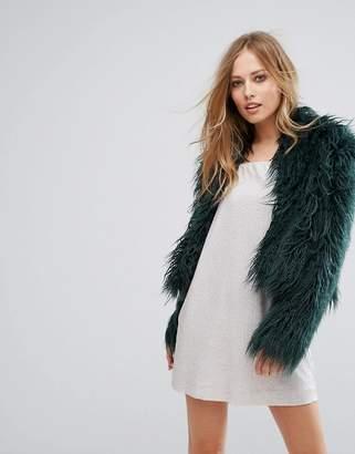 Keepsake Aurora Faux Fur Coat