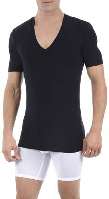 Tommy John Tommyjohn Second Skin Deep V-Neck Stay-Tucked Undershirt 2.0