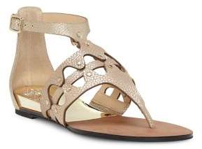 Vince Camuto Arlanian Leather Thong Sandals