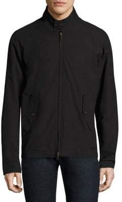 Baracuta Men's G4 Original Raglan Jacket - Black - Size 40 (30)