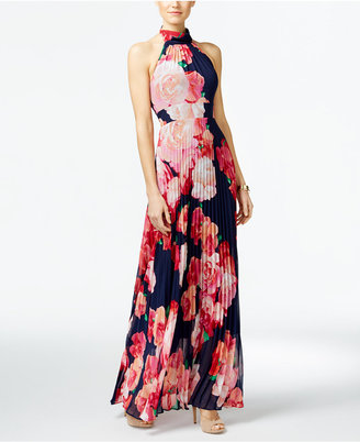 INC International Concepts Halter Maxi Dress, Only at Macy's $159.50 thestylecure.com
