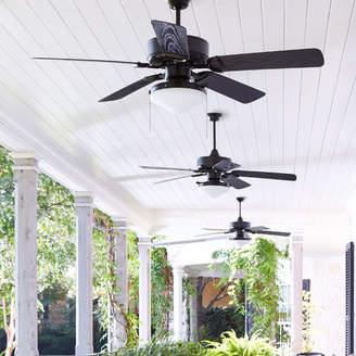 Ceiling fans shopstyle at wayfair laurl foundry modern farmhouse 52 schiller 5 blade patio ceiling fan aloadofball Choice Image