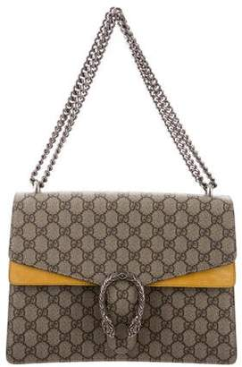 Gucci Medium GG Supreme Dionysus Shoulder Bag