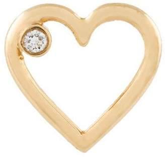 Aurelie Bidermann 'Love & Diamond' earring