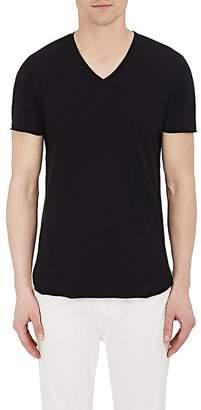 Barneys New York Men's Cotton-Blend V-Neck T-Shirt