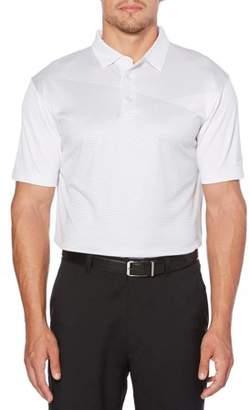 Hogan Ben Men's Performance Short Sleeve Printed Golf Polo