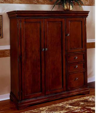Co Darby Home Knickerbocker Armoire Desk