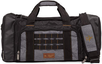 Original Penguin Men's Highfield Duffel Bag, Black