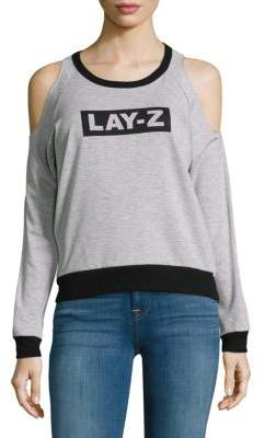 Ppla Lay-Z Graphic Sweater