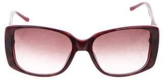 Judith Leiber Crystal Embellished Sunglasses