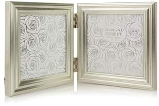 Roses Celebration Double Photo Frame