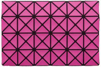 Bao Bao Issey Miyake Pink Oyster Wallet