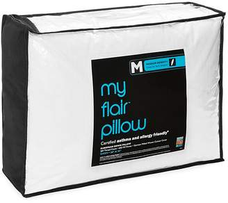 Bloomingdale's My Flair Asthma & Allergy Friendly Medium Pillow, Queen - 100% Exclusive