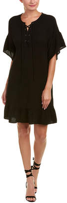 Velvet by Graham & Spencer Izella Gauze Shift Dress