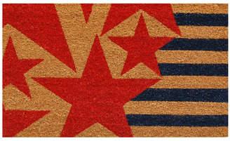 Red Barrel Studio Tena Stars and Stripes Doormat