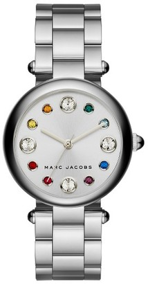 Women's Marc Jacobs Dotty Bracelet Watch, 34Mm $225 thestylecure.com