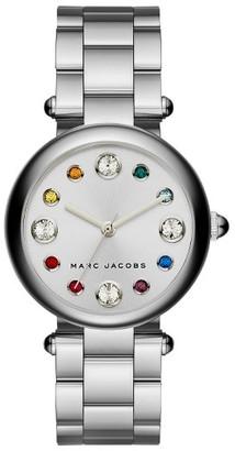 Women's Marc Jacobs Dotty Bracelet Watch, 34Mm $225 thestylecure.com