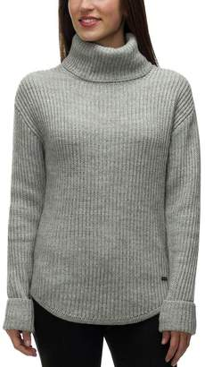 Barbour Hall Roll Collar Sweater - Women's