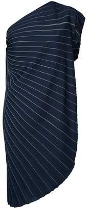 Dion Lee Sunray one shoulder dress