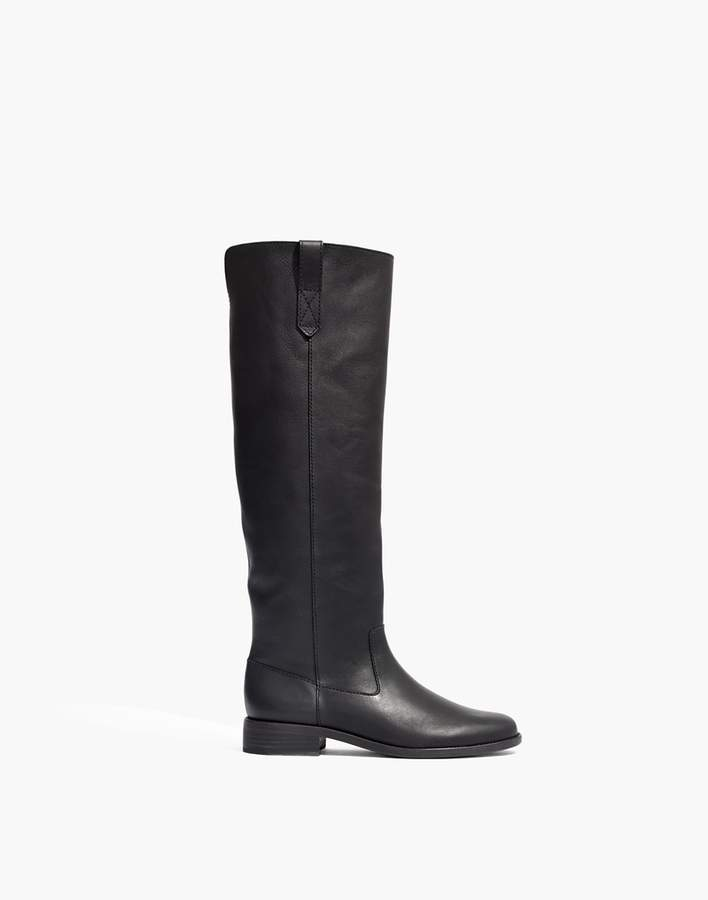 The Allie Knee-High Boot With Extended Calf