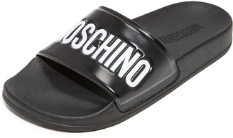Moschino Moschino Sandals $175 thestylecure.com