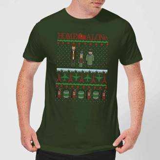 Home Alone Men's Christmas T-Shirt