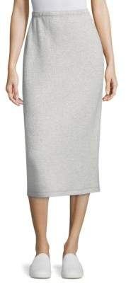 Lafayette 148 New York Juni Wool Midi Skirt