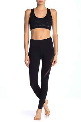 Electric Yoga Lightning Bullet Black Leggings