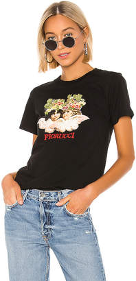Fiorucci Andrea Fruit Angel Embroidery Tee