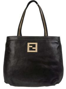 Fendi Large leather bags
