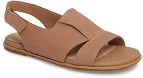 Clarks R) Sultana Rayne Slingback Sandal