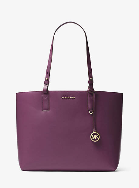 Michael Kors Cameron Reversible Leather Tote