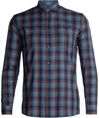 Icebreaker Departure Long-Sleeve Shirt - Men's
