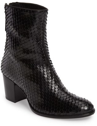 ECCO Shape 55 Embossed Bootie (Women) $199.95 thestylecure.com