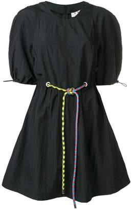 Proenza Schouler rope belt dress