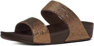 FitFlop Electra Sequin Slide Sandals