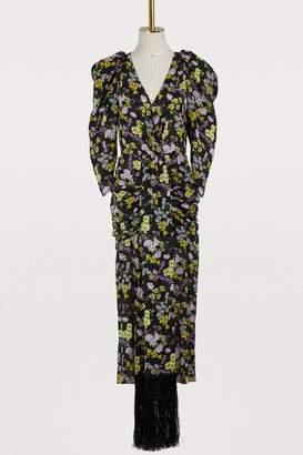 Magda Butrym Downey long dress