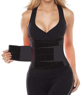 Hourglass Camellias Corsets Camellias Women's Waist Trainer Belt - Body Shaper Belt for An Shaper, CA-SZSZ8002-2XL