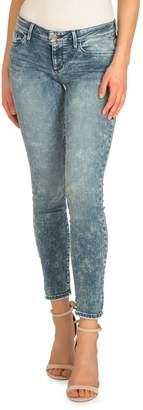 GUESS Power Skinny Mid Rise Jeans