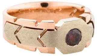 Alberto 14K Diamond Ring