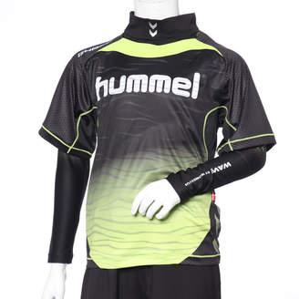 Hummel (ヒュンメル) - ヒュンメル hummel ジュニア サッカー/フットサル レイヤードシャツ ジュニアプラシャツ・インナーセット HJP7109