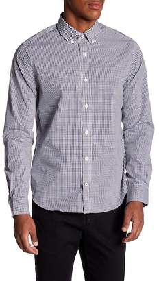 Nautica Slim Fit Windowpane Shirt