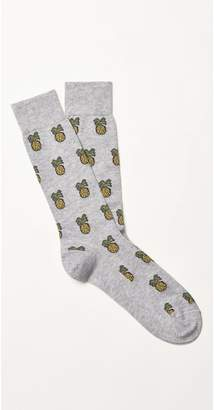 J.Mclaughlin Geo Pineapple Socks