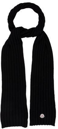 MonclerMoncler Sciarpa Wool Scarf w/ Tags